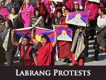 Labrang Protests 2008