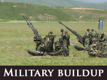 Amdo Ngaba Military Buildup