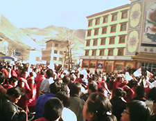 labrang Protest
