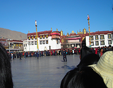 Lhasa March 10