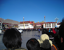 Lhasa March 10 Protest