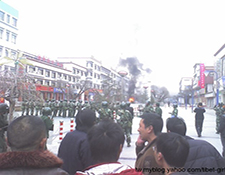 Lhasa Tibet Protests