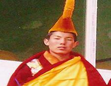 Khechok Pawo, 20, Tharthok Village
