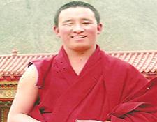 Kunchok Sherab, 30, Khasung Village