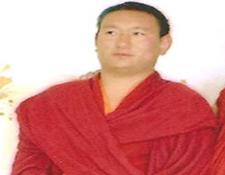 Thubten Sangden (former chant master of Tongkhor Monastery), 27, Tsukra Village